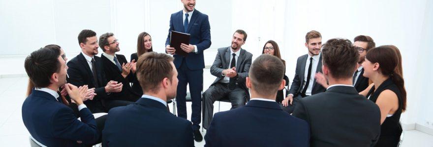 coaching professionnel pour les cadres dirigeants