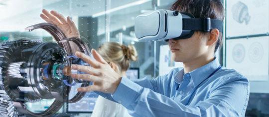 Formation professionnelle en réalité virtuelle